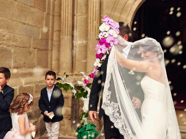 La boda de Noe y Jenifer en Lardero, La Rioja 17