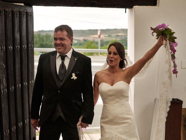 La boda de Noe y Jenifer en Lardero, La Rioja 18