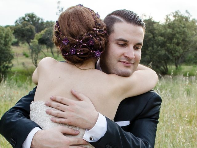 La boda de Ivan y Veronica en Brunete, Madrid 27
