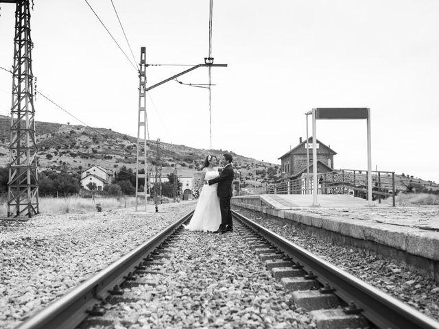 La boda de Adrian y Lydia en Otero De Herreros, Segovia 13