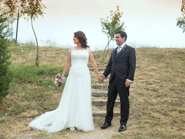 La boda de Adrian y Lydia en Otero De Herreros, Segovia 14