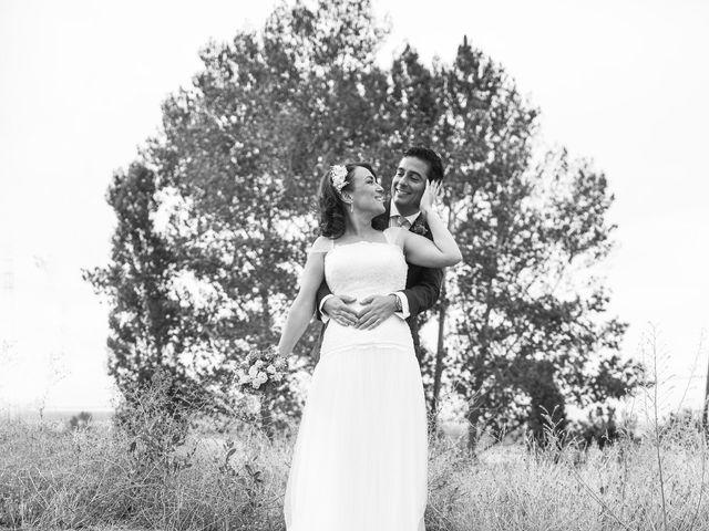 La boda de Adrian y Lydia en Otero De Herreros, Segovia 15