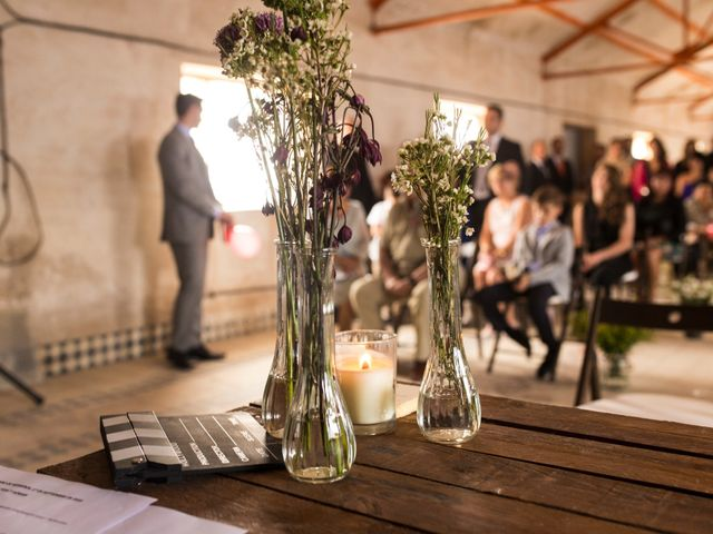 La boda de Adrian y Lydia en Otero De Herreros, Segovia 20