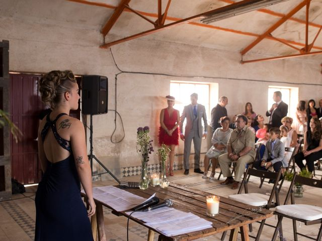 La boda de Adrian y Lydia en Otero De Herreros, Segovia 21