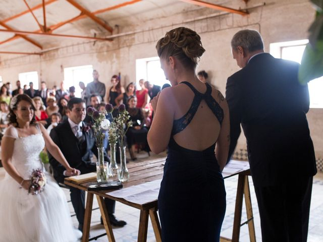 La boda de Adrian y Lydia en Otero De Herreros, Segovia 24