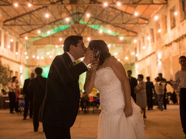 La boda de Adrian y Lydia en Otero De Herreros, Segovia 31