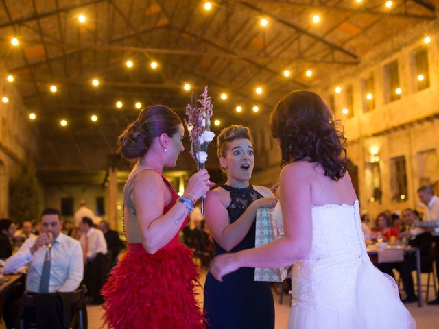 La boda de Adrian y Lydia en Otero De Herreros, Segovia 34
