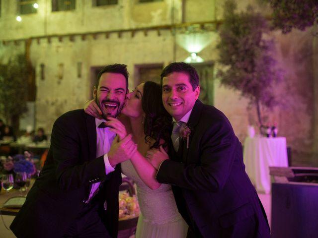 La boda de Adrian y Lydia en Otero De Herreros, Segovia 36