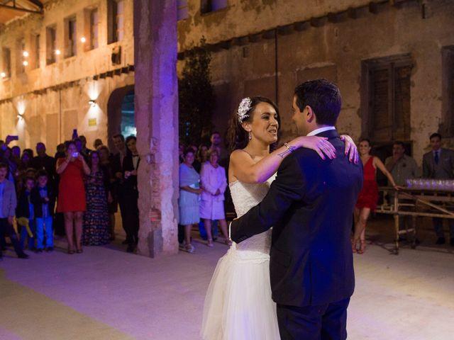 La boda de Adrian y Lydia en Otero De Herreros, Segovia 39