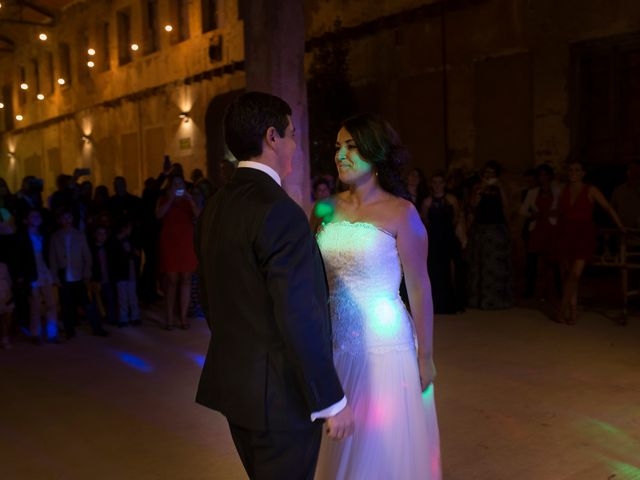 La boda de Adrian y Lydia en Otero De Herreros, Segovia 40