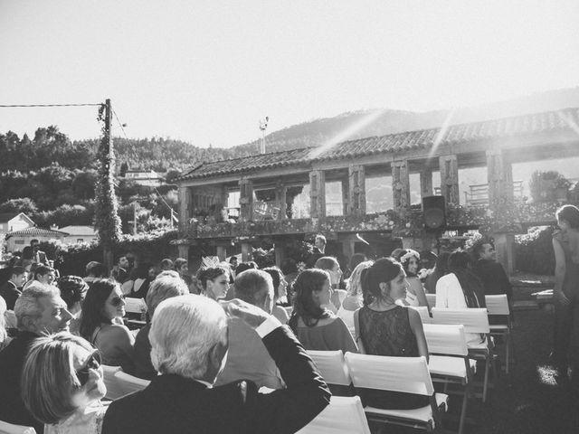 La boda de Diego y Andrea en Pontevedra, Pontevedra 21