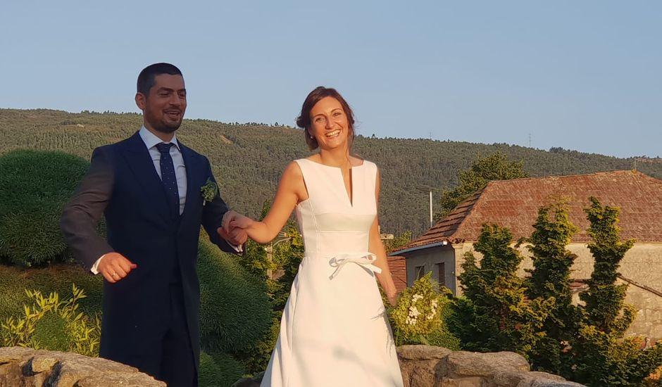 La boda de Oscar  y Marta en Pontevedra, Pontevedra