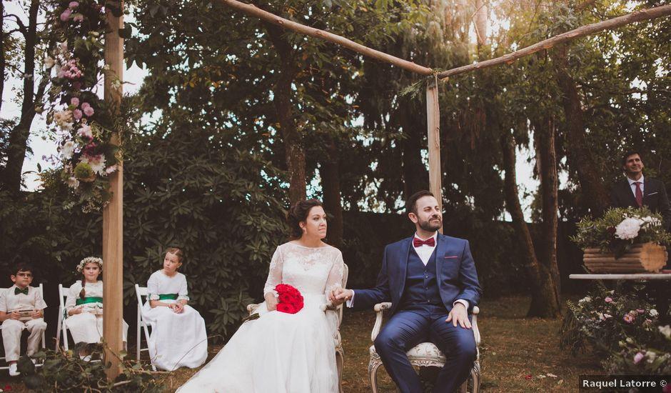La boda de Feras y Marina en Santiago De Compostela, A Coruña