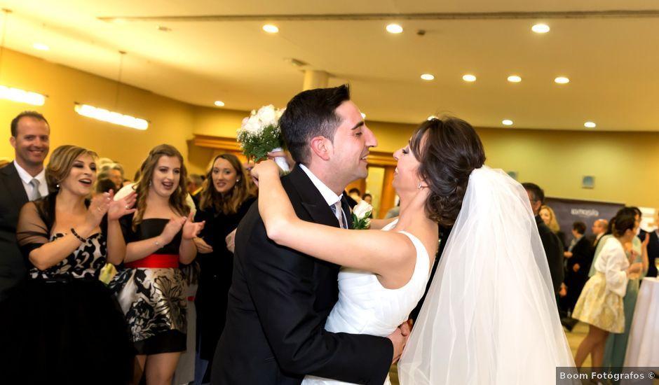 La boda de Ricardo y Marta en Alzira, Valencia