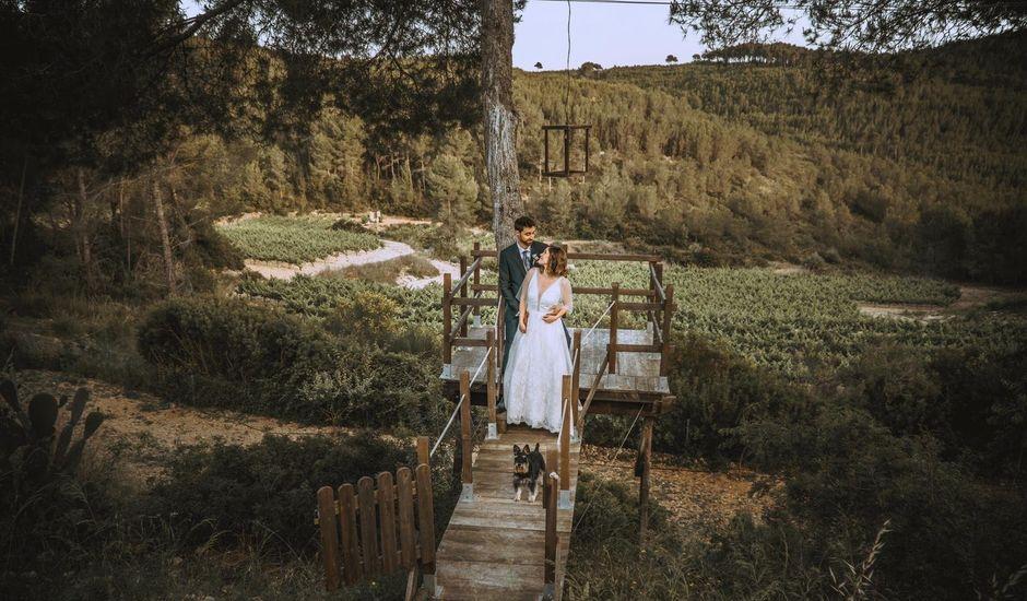 La boda de Lluís  y Sara en Olivella, Barcelona