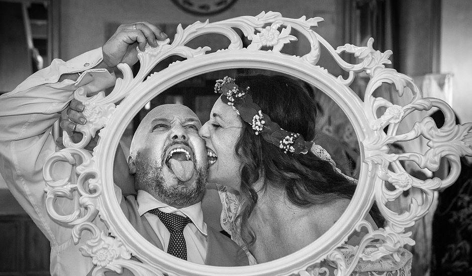La boda de Ángel  y Sandra  en Jarandilla, Cáceres