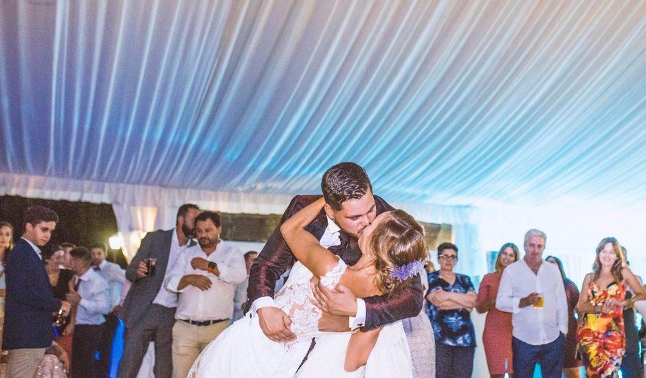 La boda de Nacho y Andrea en Loja, Granada