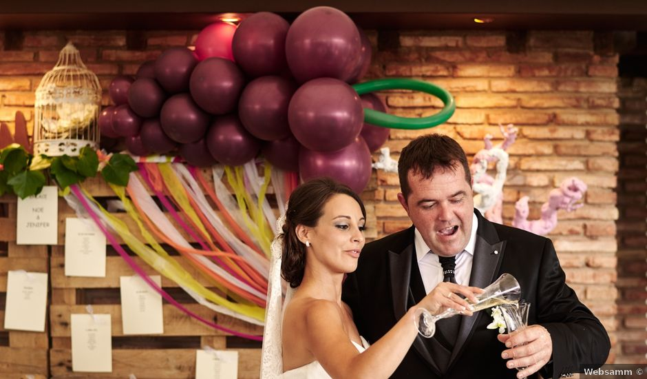 La boda de Noe y Jenifer en Lardero, La Rioja