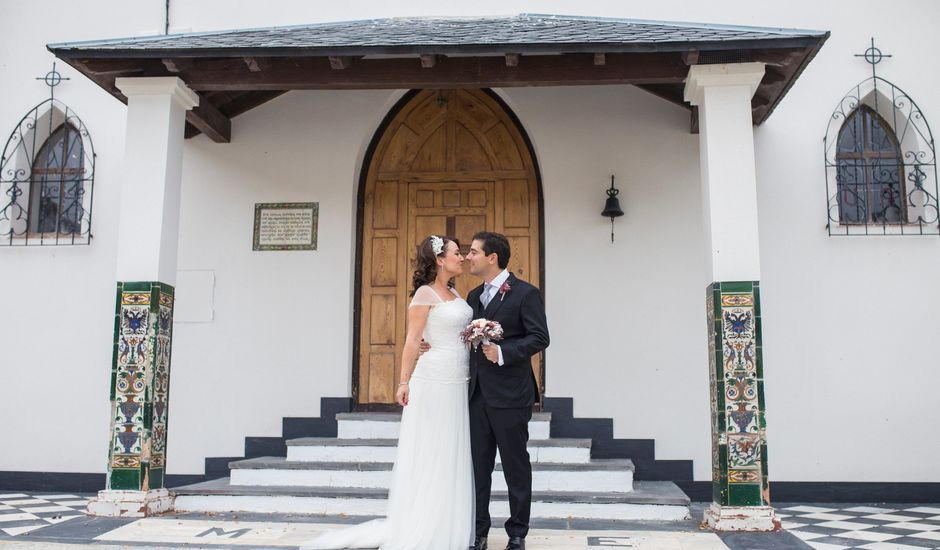 La boda de Adrian y Lydia en Otero De Herreros, Segovia