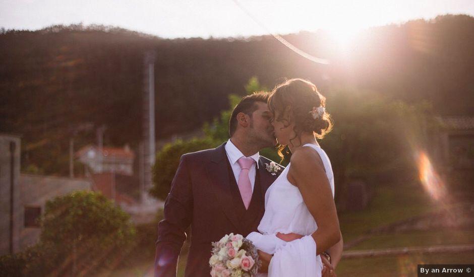 La boda de Diego y Andrea en Pontevedra, Pontevedra