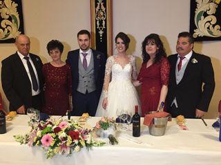 La boda de Mari Carmen   y Cristian