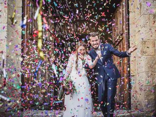 La boda de Aroa y Adrian
