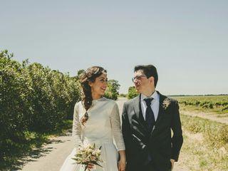 La boda de Laia y Blai