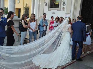 La boda de Merche  y David  2