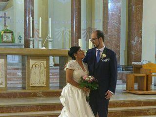 La boda de María del Pilar y Alfonso