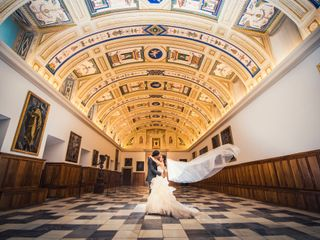La boda de Rocío y Eloy