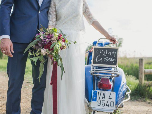 La boda de Adrian  y Aroa en Palencia, Palencia 1