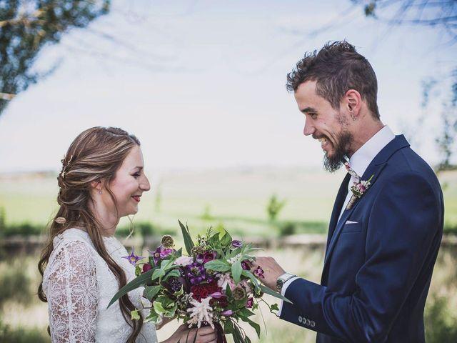 La boda de Adrian  y Aroa en Palencia, Palencia 2