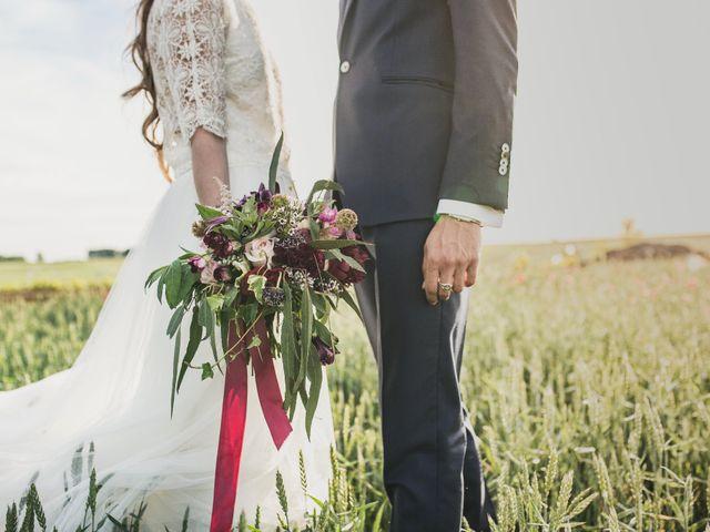 La boda de Adrian  y Aroa en Palencia, Palencia 5