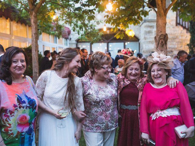 La boda de Adrian  y Aroa en Palencia, Palencia 6