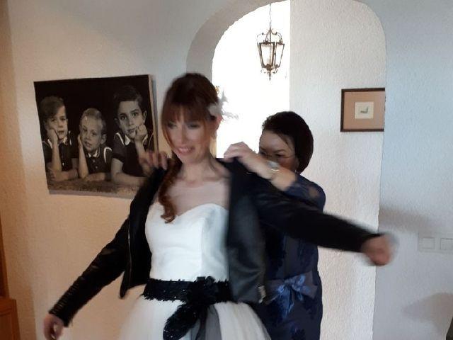 La boda de Ignacio y Esther en Xàbia/jávea, Alicante 3