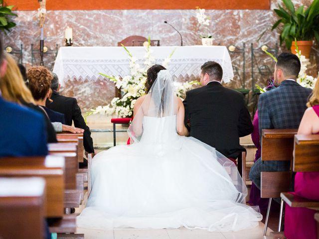 La boda de Alejandro y Patricia en Navalcarnero, Madrid 11
