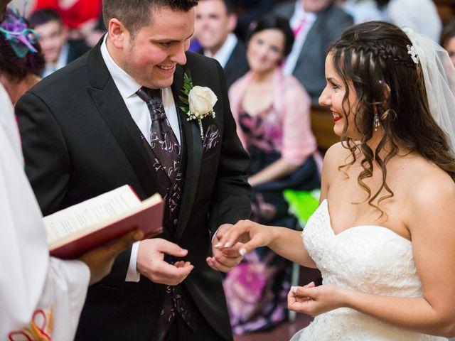 La boda de Alejandro y Patricia en Navalcarnero, Madrid 14