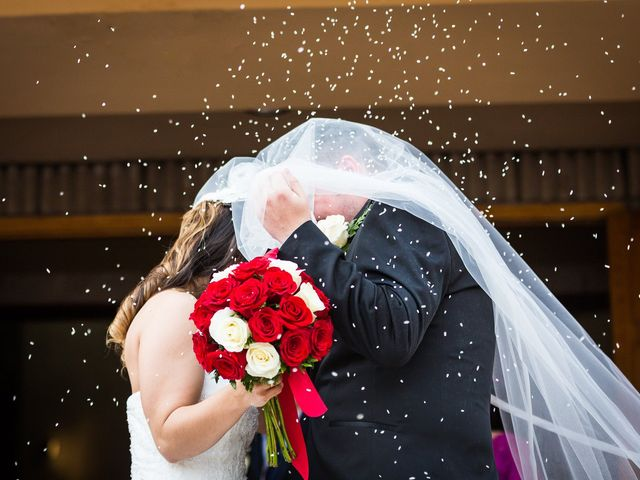 La boda de Alejandro y Patricia en Navalcarnero, Madrid 18