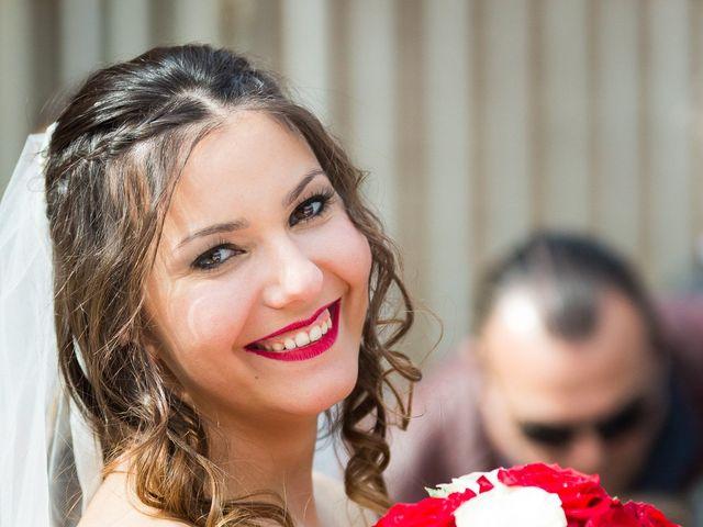 La boda de Alejandro y Patricia en Navalcarnero, Madrid 19