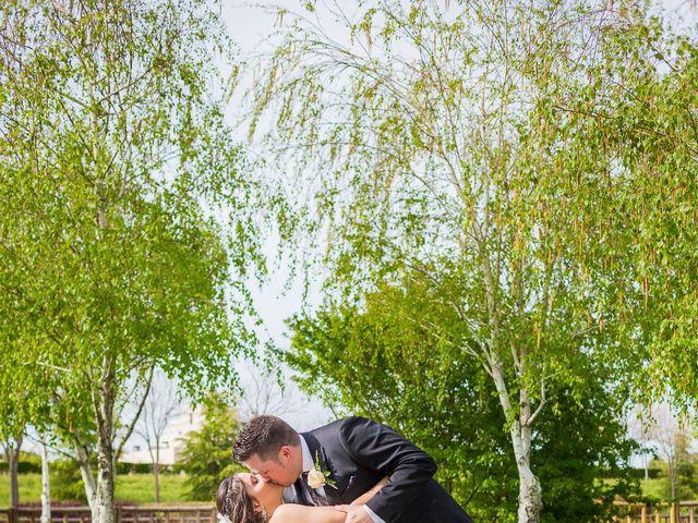 La boda de Alejandro y Patricia en Navalcarnero, Madrid 21