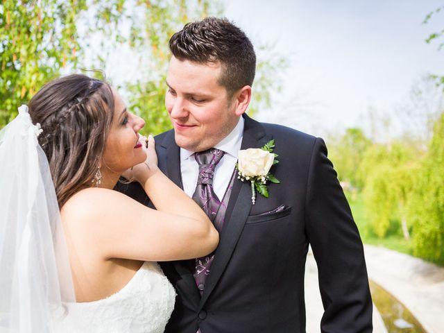 La boda de Alejandro y Patricia en Navalcarnero, Madrid 22