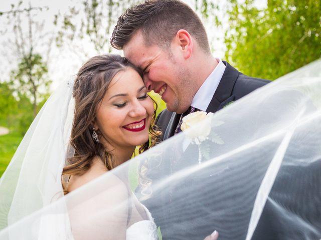 La boda de Alejandro y Patricia en Navalcarnero, Madrid 2
