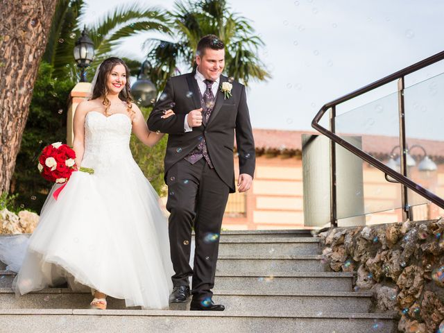La boda de Alejandro y Patricia en Navalcarnero, Madrid 28