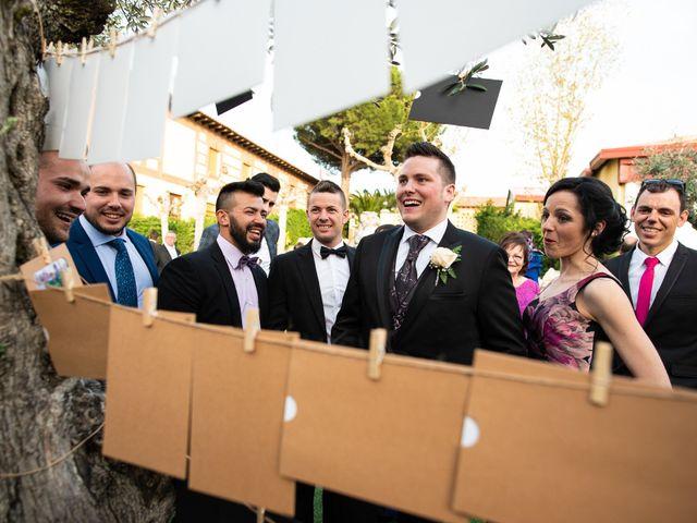 La boda de Alejandro y Patricia en Navalcarnero, Madrid 30