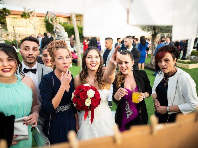 La boda de Alejandro y Patricia en Navalcarnero, Madrid 32