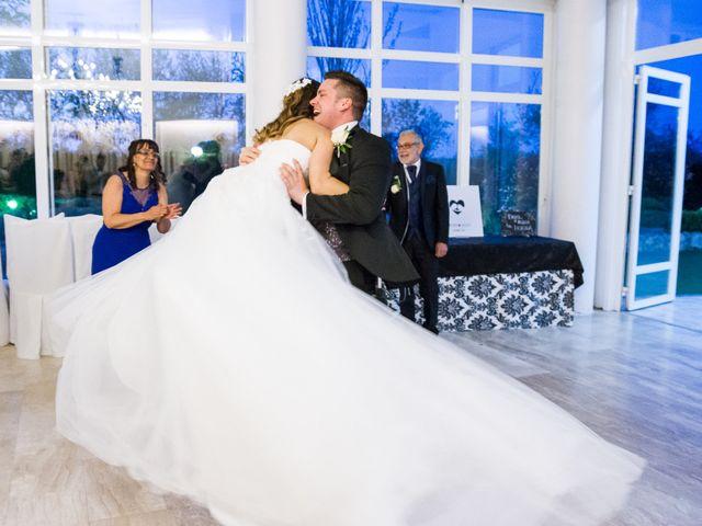 La boda de Alejandro y Patricia en Navalcarnero, Madrid 39