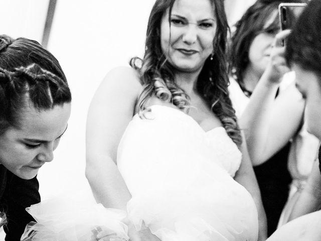 La boda de Alejandro y Patricia en Navalcarnero, Madrid 45