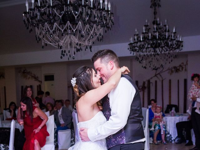 La boda de Alejandro y Patricia en Navalcarnero, Madrid 48