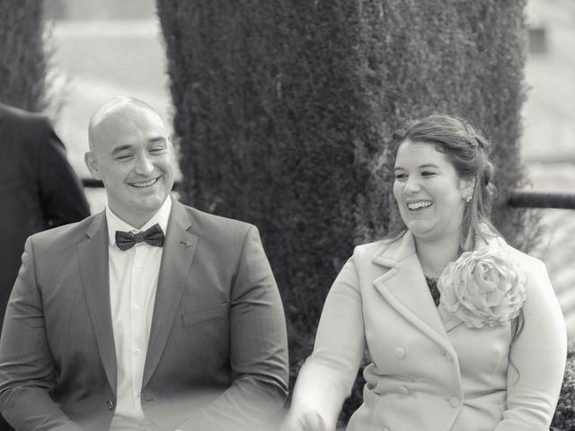 La boda de Juan y Blanca en Granada, Granada 5
