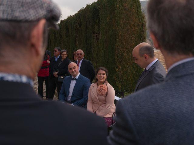 La boda de Juan y Blanca en Granada, Granada 7